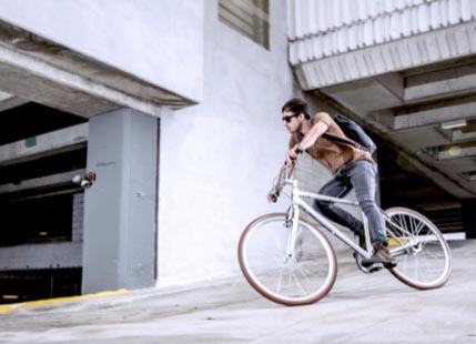 Паркінг + велопарковка