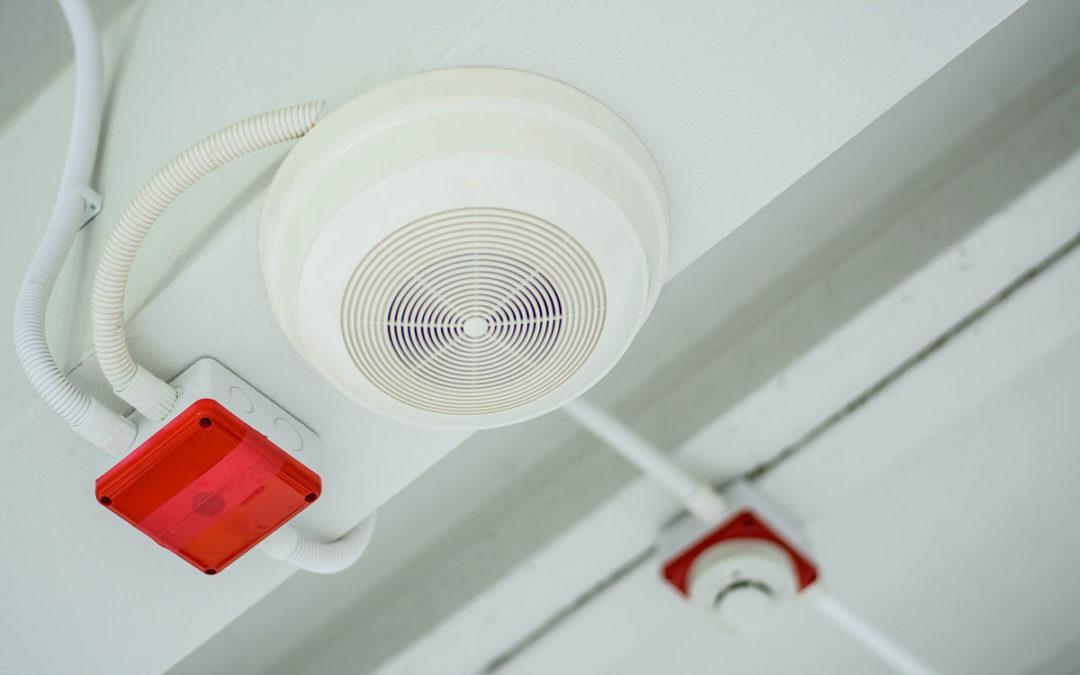 Система пожежної сигналізації