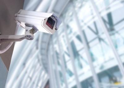 Цілодобова охорона та відеоспостереження